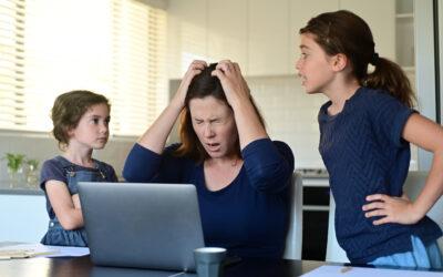 Erziehungsprobleme: Sind wir Eltern schuld?